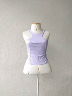 Cropped Lilac - comprar online