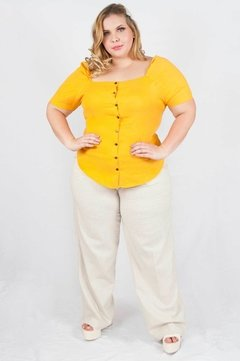 Blusa Jacque - Plus size - Psil fashion
