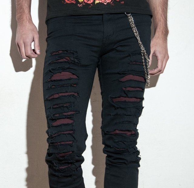 Pantalon Red Claws | Wake Up Dead - comprar online