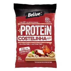 Snack Protein - Sabor Manteiga - Hunger.Fit