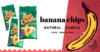 Banana Chips Natural