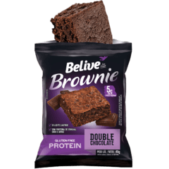 Brownie Protein Double Chocolate Belive