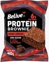 Brownie Protein Zero Açúcar Double Chocolate Belive