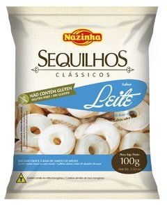 Sequilhos de Coco - 100gr - Hunger.Fit