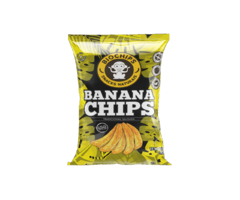 Banana Chips Cebola e Salsa Bio Chips 55g - Hunger.Fit