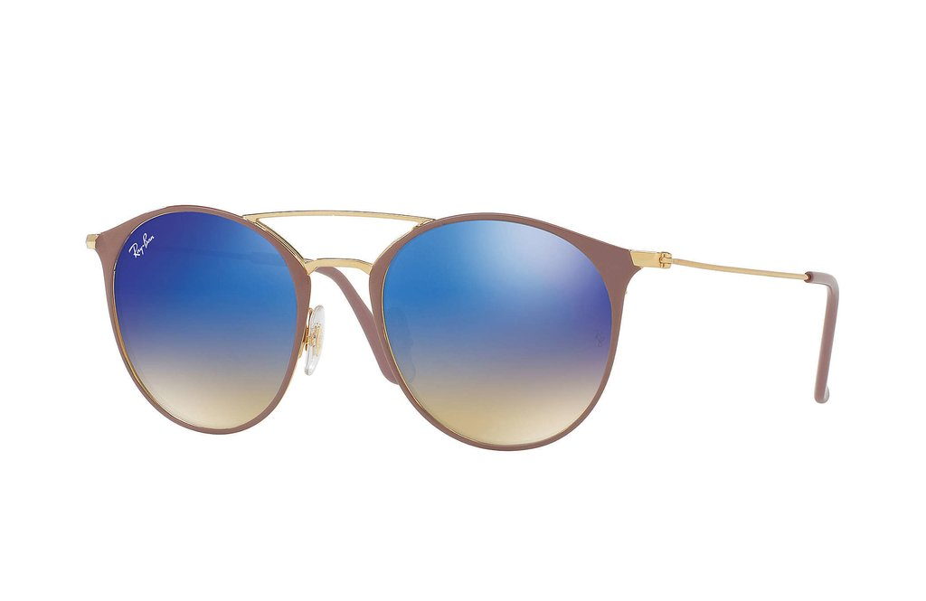 Ray Ban Round Shape RB3546 9011/8B