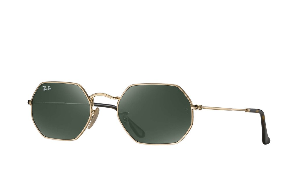 Ray Ban Round Octogonal RB3556N 001