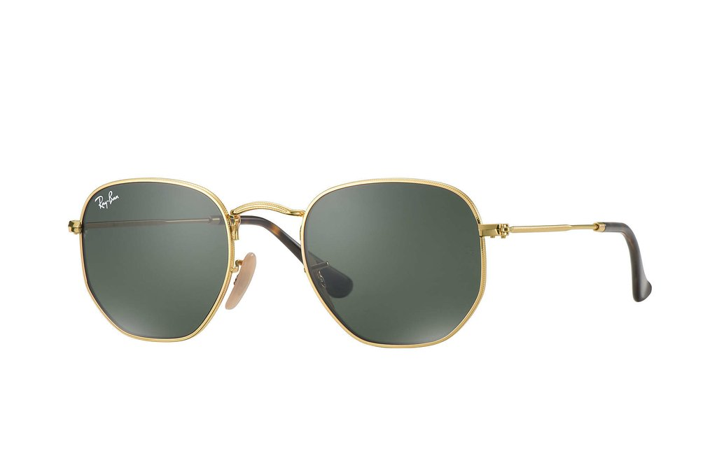 Ray Ban Round Hexagonal RB3548 001
