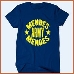 Camiseta Shawn Mendes - Mendes Army Mendes