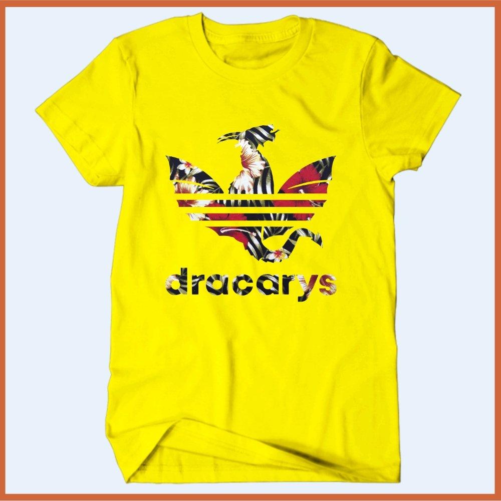 título triple para mi  Camiseta Dracarys Adidas - Camisetas Rápido Shop
