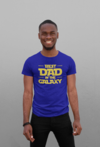 Camiseta Best Dad in The Galaxy