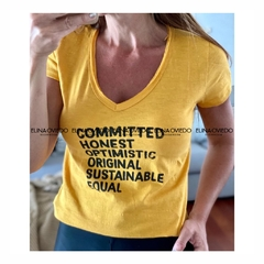 REMERA COMMITTED (24052)