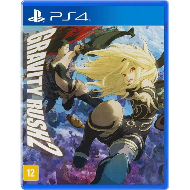 Gravity Rush - Ps4