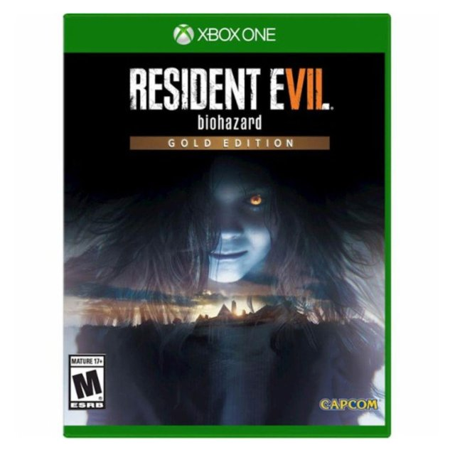 Resident 7 na Gold Edition - Xbox One