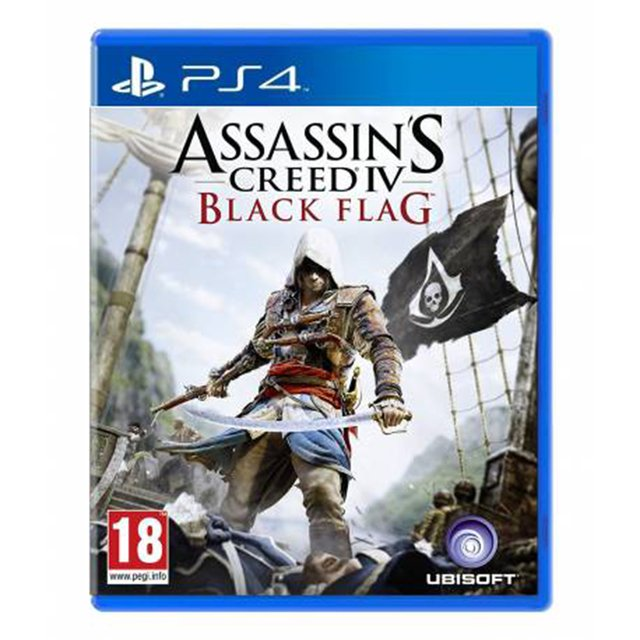 Assassin's Creed Blag Flag - Ps4