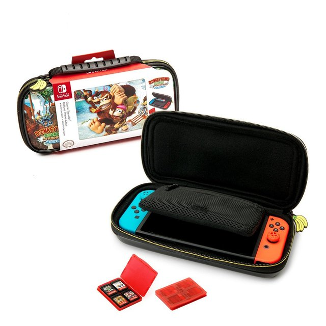Case Switch Donkey Kong Country Tropical Freeze - comprar online
