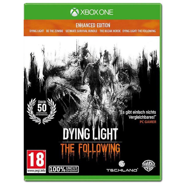 Dying Light: Enhanced Edition - XBox