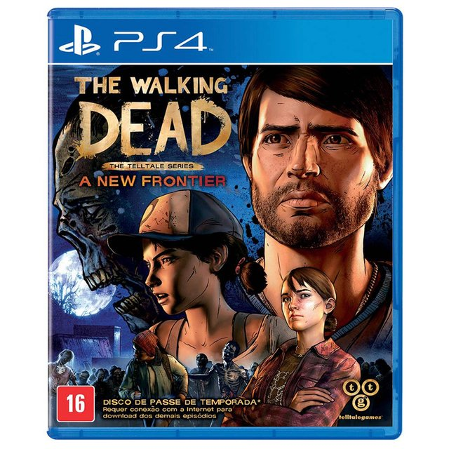 The Walking Dead Collection -PS4
