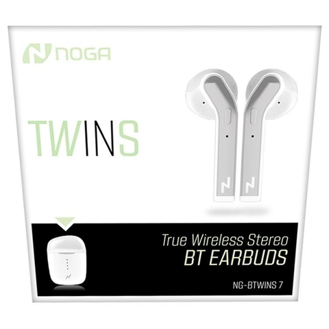Auriculares Inalambrico Bluetooth iPhone Samsung Noga Twin 7 - Depot