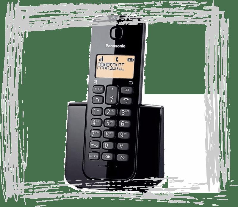 eb6649d11cc Telefono Inalambrico Panasonic Kx-tgb110 Caller Id Outlet
