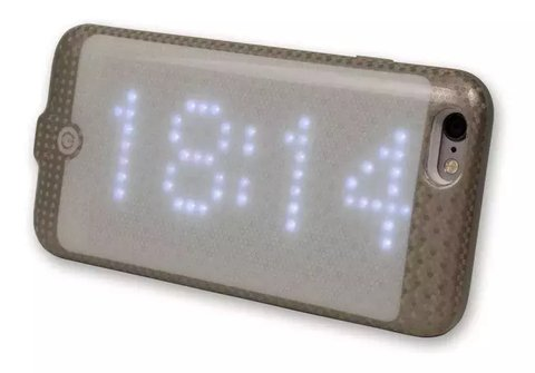 Funda iPhone 6 6s Led Case Bluetooth Noga