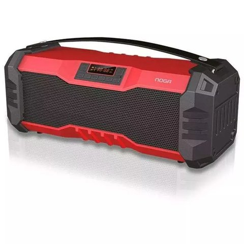 Parlante Portatil Noga Ng-bt316 Bluetooth Usb Micro Sd Radio Water Proof