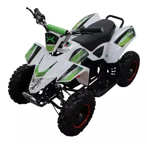 Cuatriciclo Electrico Kids Chicos Maxyou X2 Veloc.max 25km/h