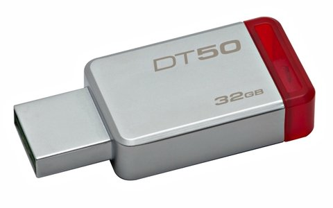 PENDRIVE KINGSTON DT50 32GB