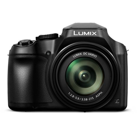 Panasonic Fz80 Camara Digital 18mp 60x 4k Wifi Bolso Regalo