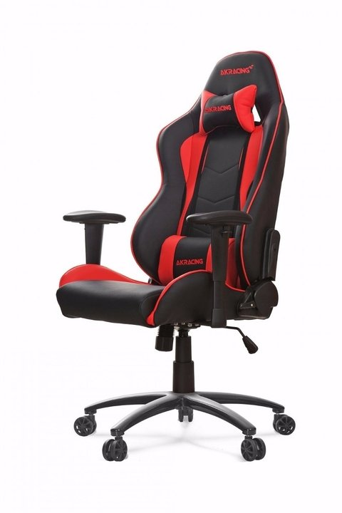 Silla Sillon Gamer PC PS4 Akracing Pro X Ergonomica Grande