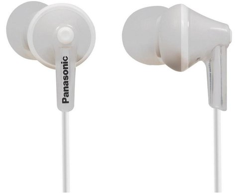 Auriculares In Ear Panasonic RP-HJE125 Colores - comprar online