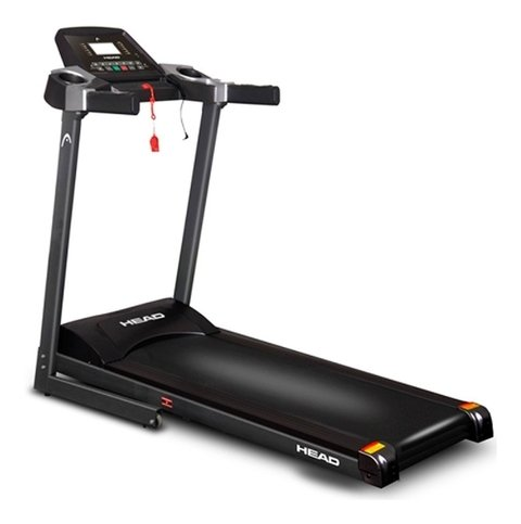 Caminadora Cinta Motorizada 100 Kg Head Fitness 1.50hp Gym