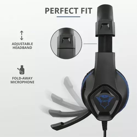 Trust Gxt 404 Rana Auriculares Gaming C/microfono P/ Ps4 - comprar online