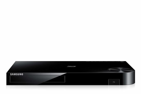 Reproductor Blu-ray 3d Dvd Con Wi-fi Netflix YouTube Samsung Bd-f5900 Outlet - comprar online