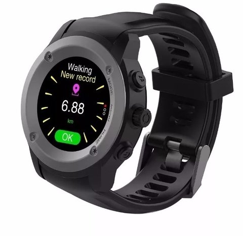 Reloj Inteligente Smart Watch Sumergible Android Iphone DW-028 - comprar online
