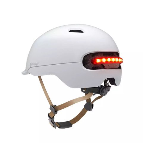 Casco Bicicleta Led Smart Sh50l Smart4u - comprar online