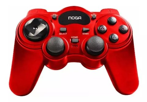 Joystick Gamepad Inalambrico Ps2 Ps3 Pc Noga Garantia en internet