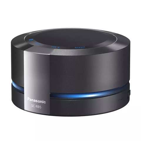 Parlante Portatil Bluetooth Panasonic 5w 12 Horas SC-RB5E