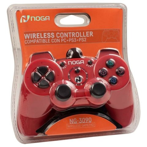 JOYSTICK INALAMBRICO NOGA NET PS3 PS2 NG-3090 en internet