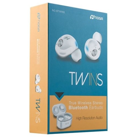 Auricular Manos Libres Bluetooth True Wireless Stereo Twins