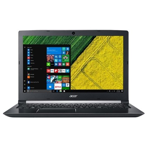 NOTEBOOK ACER INTEL I7 7500U A515-51-75 RAM 8GB DISCO DE 1TB WINDOWS 10 HOME - comprar online