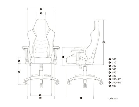 Sillon Silla Gamer Pc Ps4 Butaca Ak-racing Arctica Ergonomic - comprar online