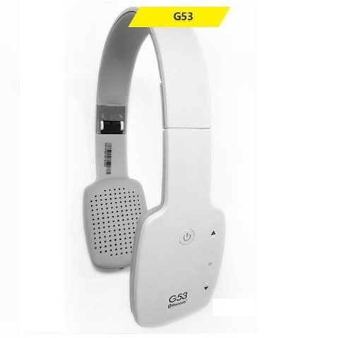 AURICULAR BLUETOOTH G53 HEADSET BT 4,0 + EDR AG-H15