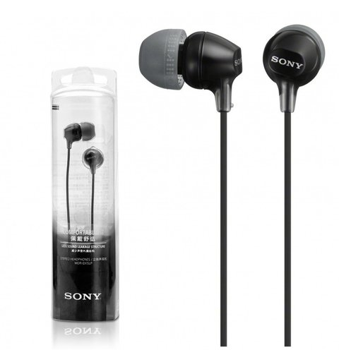 Auricular In Ear Sony Mdr-ex15lp Colores Original Sony