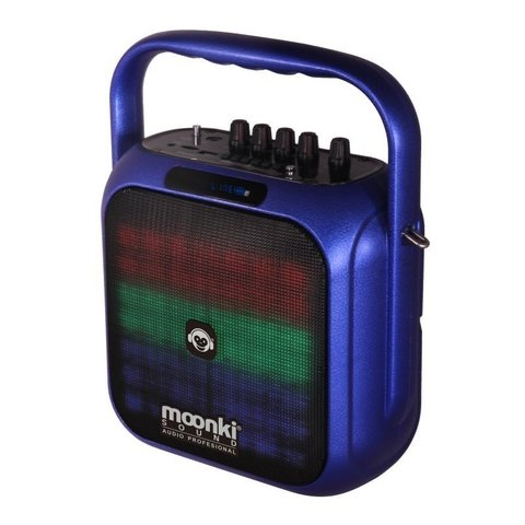 Radio Portátil Bluetooth Moonki Sound Mk-525blt Colores - comprar online