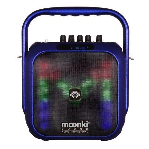 Radio Portátil Bluetooth Moonki Sound Mk-525blt Colores