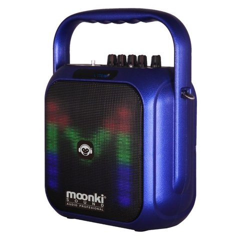 Radio Portátil Bluetooth Moonki Sound Mk-525blt Colores en internet