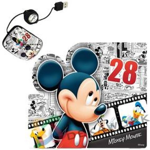 MOUSE CKP MM200 Y PAD DISNEY MICKEY CKP MP061 - comprar online