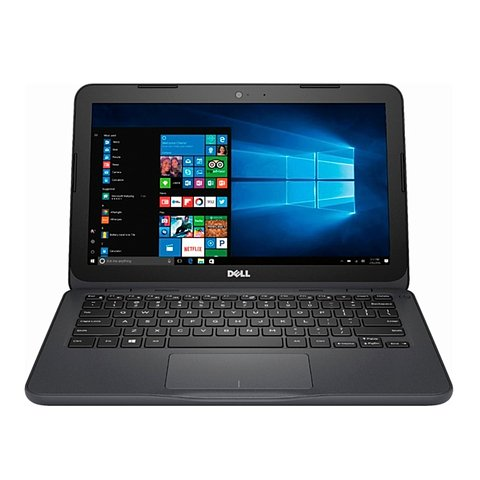 NOTEBOOK DELL 11,6 AMD A6 A361GRY 4GB RAM 32GB SOLIDO + WINDOWS 10 + OFFICE 365