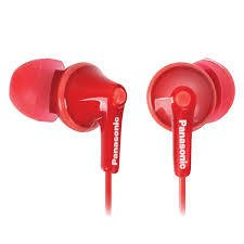 Auriculares In Ear Panasonic RP-HJE125 Colores - Depot